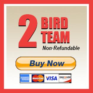 2 Bird Team Perch Fee