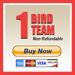 1 Bird Team Perch Fee