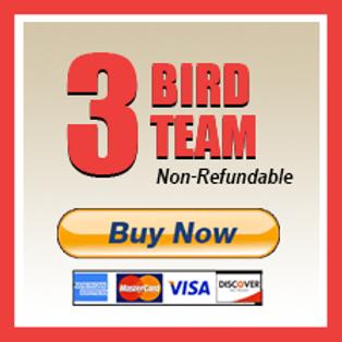 3 Bird Team Perch Fee