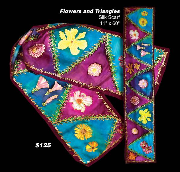 Flower Triangles