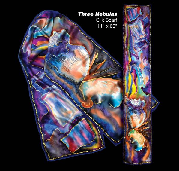 Three Nebulas