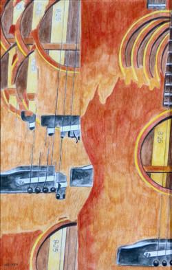 Guitar fragments