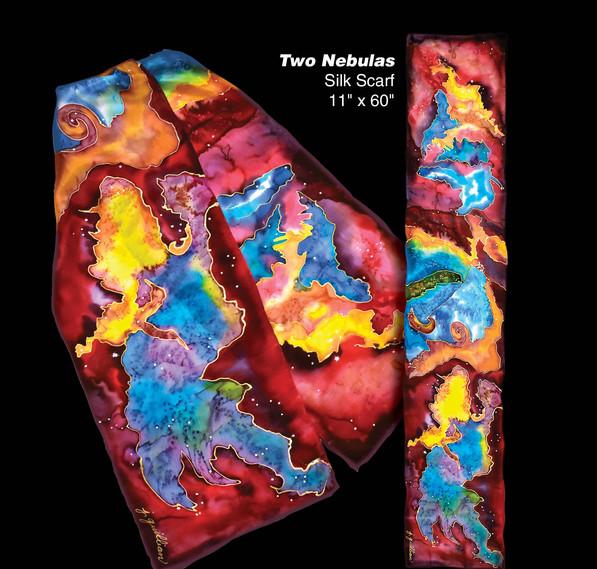 Two Nebulas