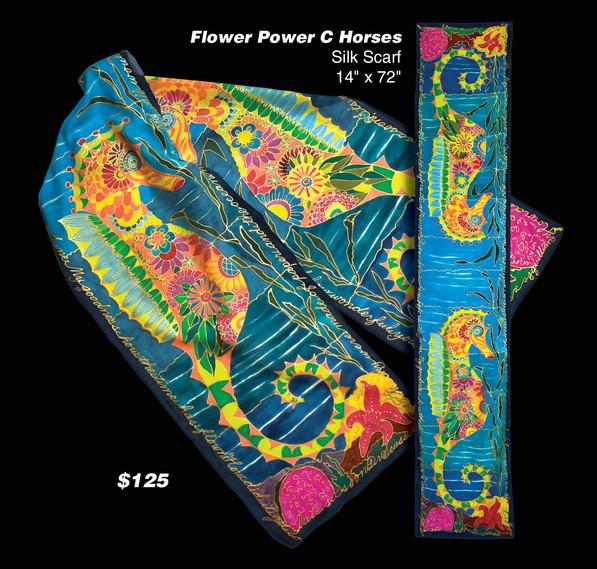 Flower Power CHorse