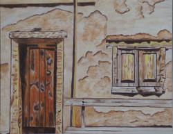Backdoor Kitcarsen house