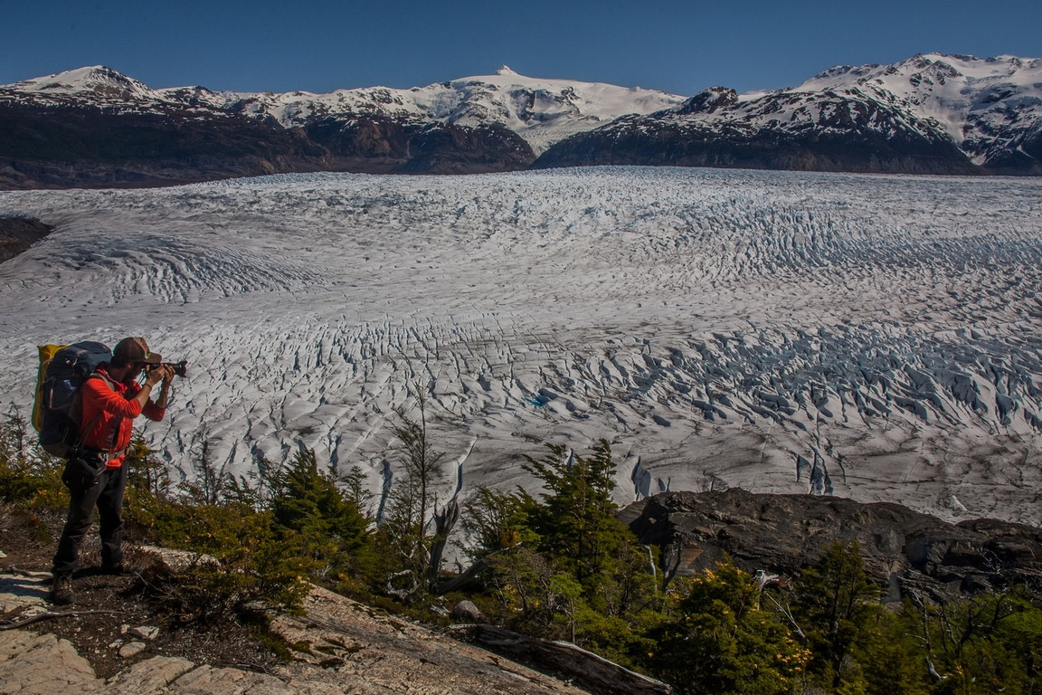 Grey Glacier Boat and Hiking Tour