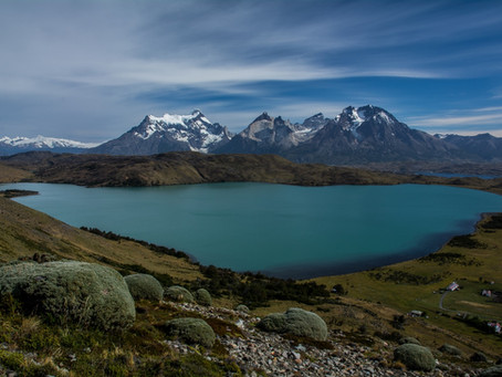 Laguna Verde a good alternative to famous Torres del Paine Trails