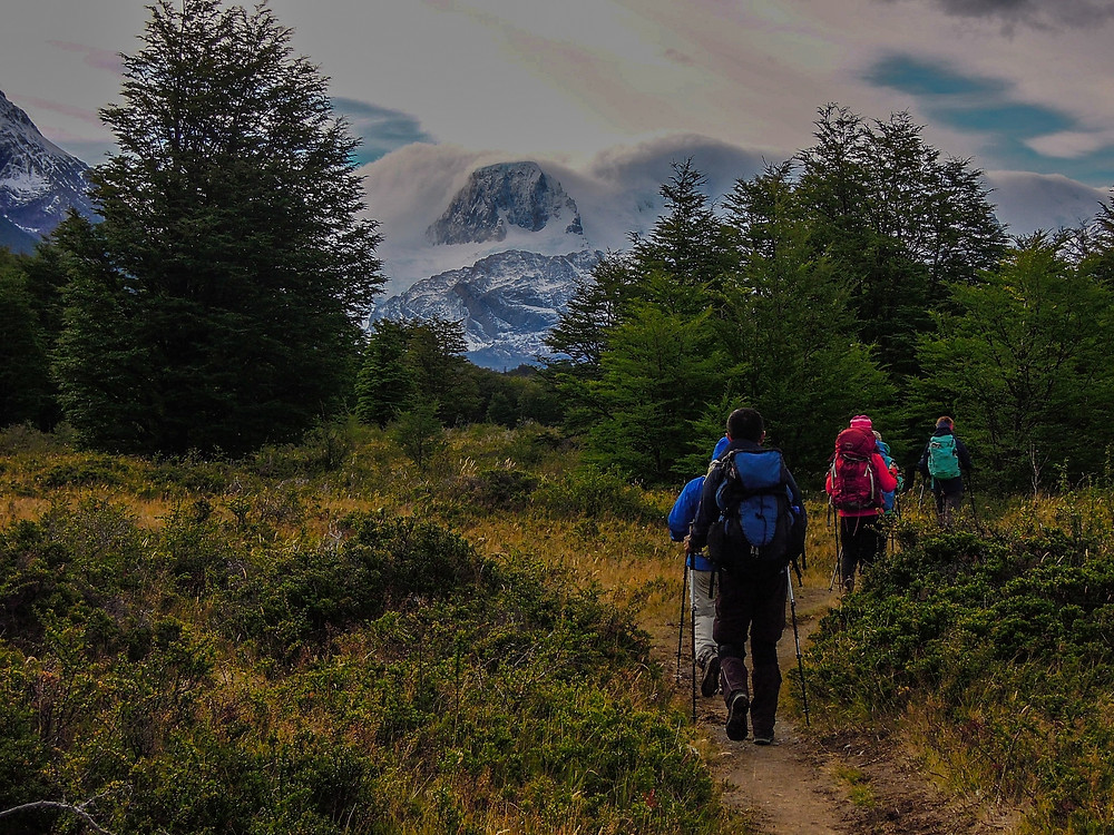 small-backpack-for-trekking-torres-del-paine-trails