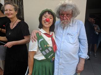 Le Jeu and Clown