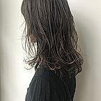 艶髪パールグレー