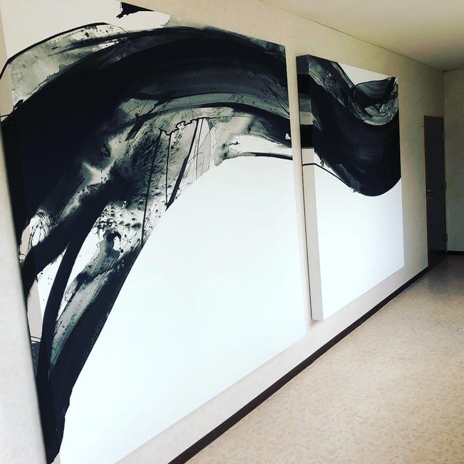 井上純 アート作品展示