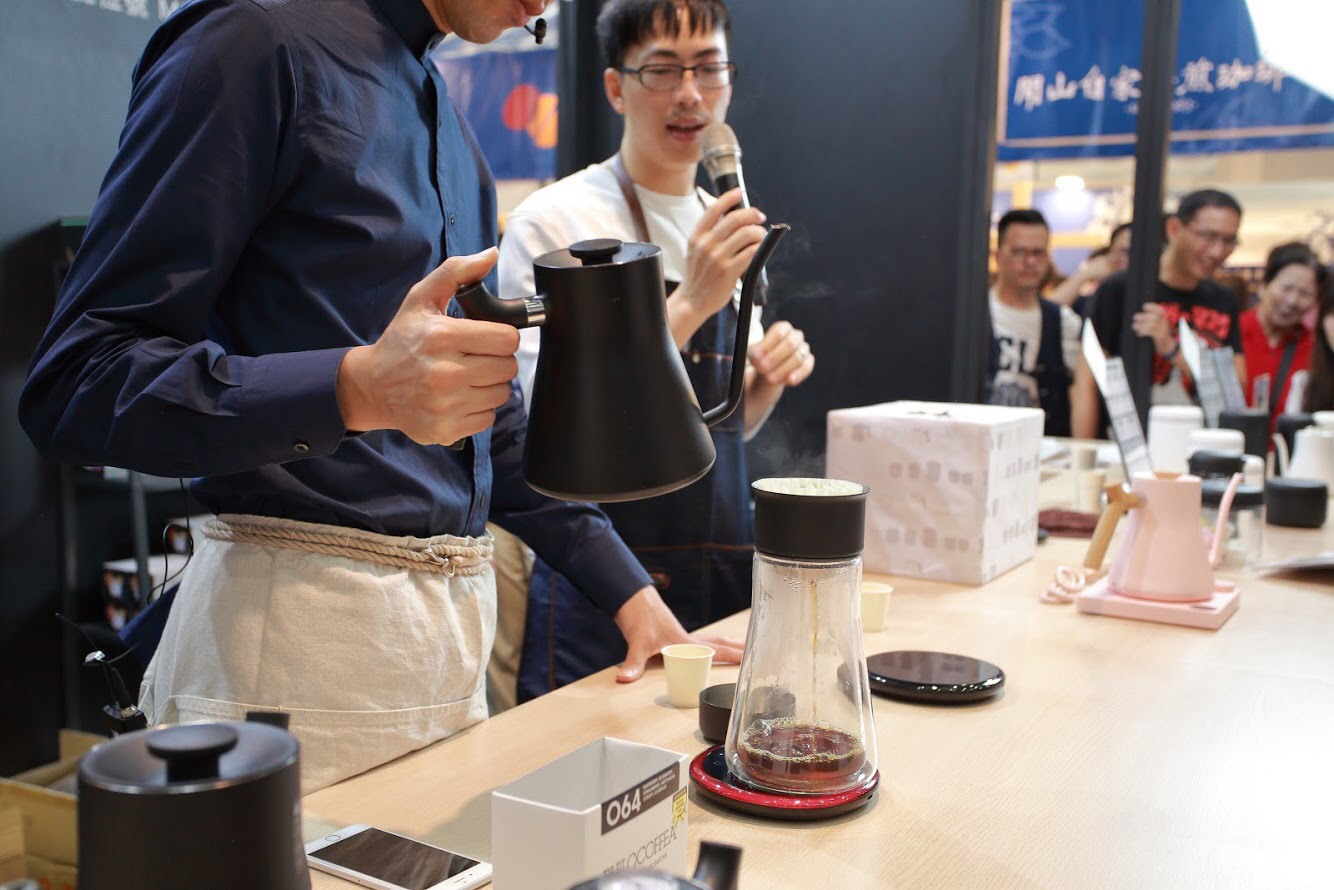 POURX on Taiwan coffee show 2019 - 5.jpg