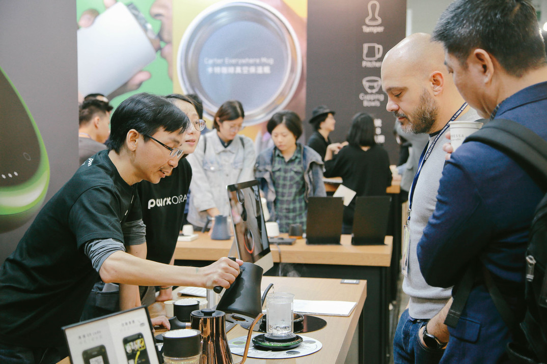 POURX on Taiwan coffee show 2019 - 2.jpg