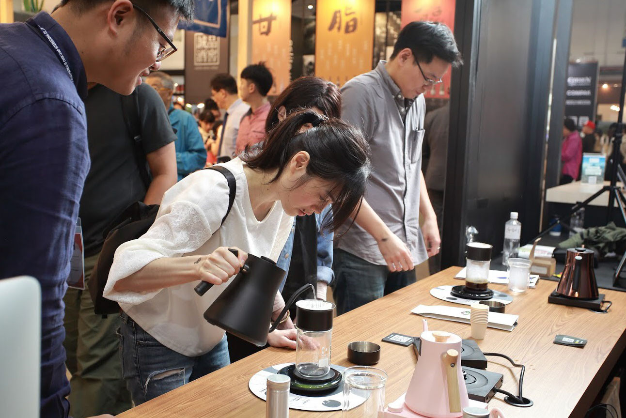 POURX on Taiwan coffee show 2019 - 3.jpg