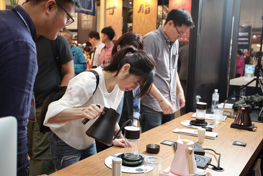 POURX on Taiwan coffee show 2019 - 3.jpg