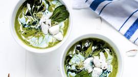 Como fazer uma sopa equilibrada?