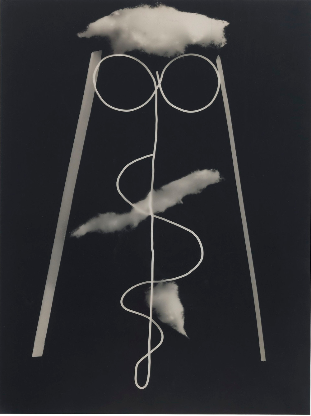 Man Ray, Rayograph, 1928 © Man Ray e MoMA
