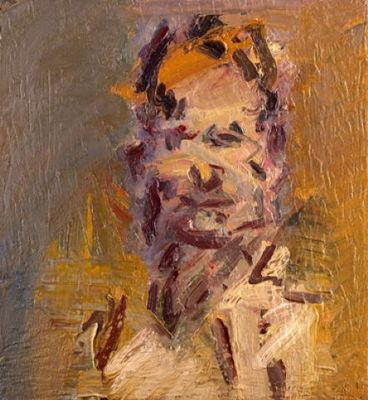 Frank Auerbach  Head of Jake , 2006-2007 - madeartis.org