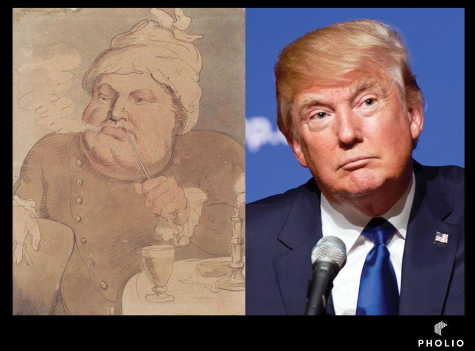 Hai un Trump in collezione?