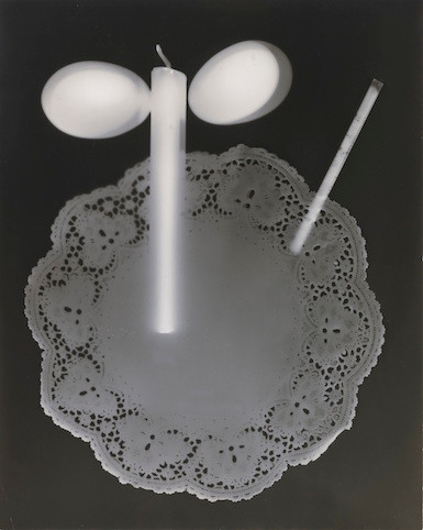 Man Ray rayograph 1923