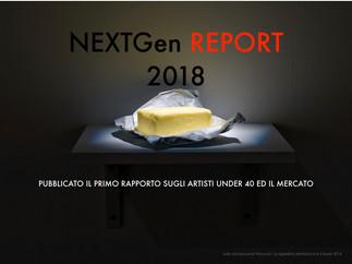 LI CHIAMANO NEXTGen, SONO GLI ARTISTI UNDER 40. Pubblicato il primo report sugli artisti che verrann
