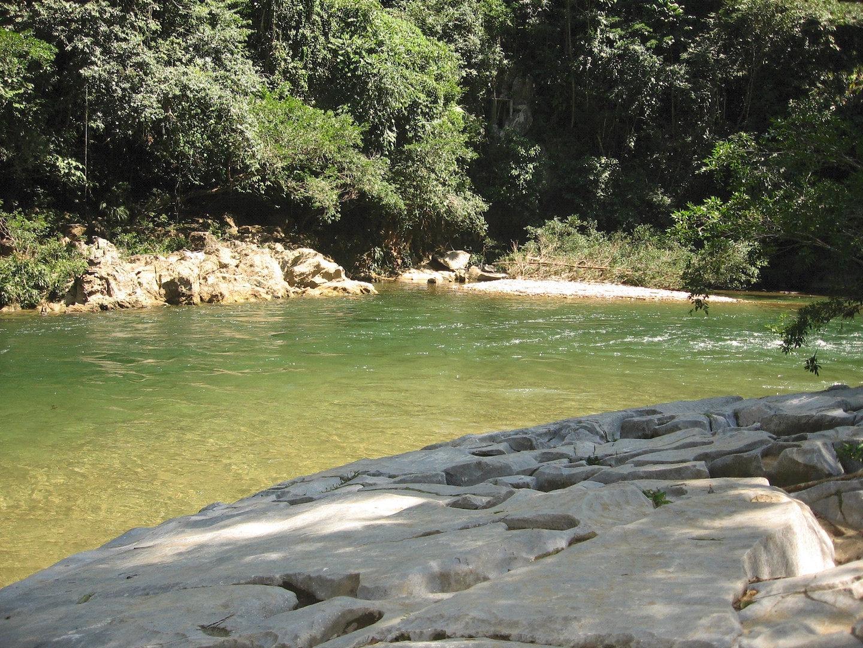 Rio Claro Dia Extremo