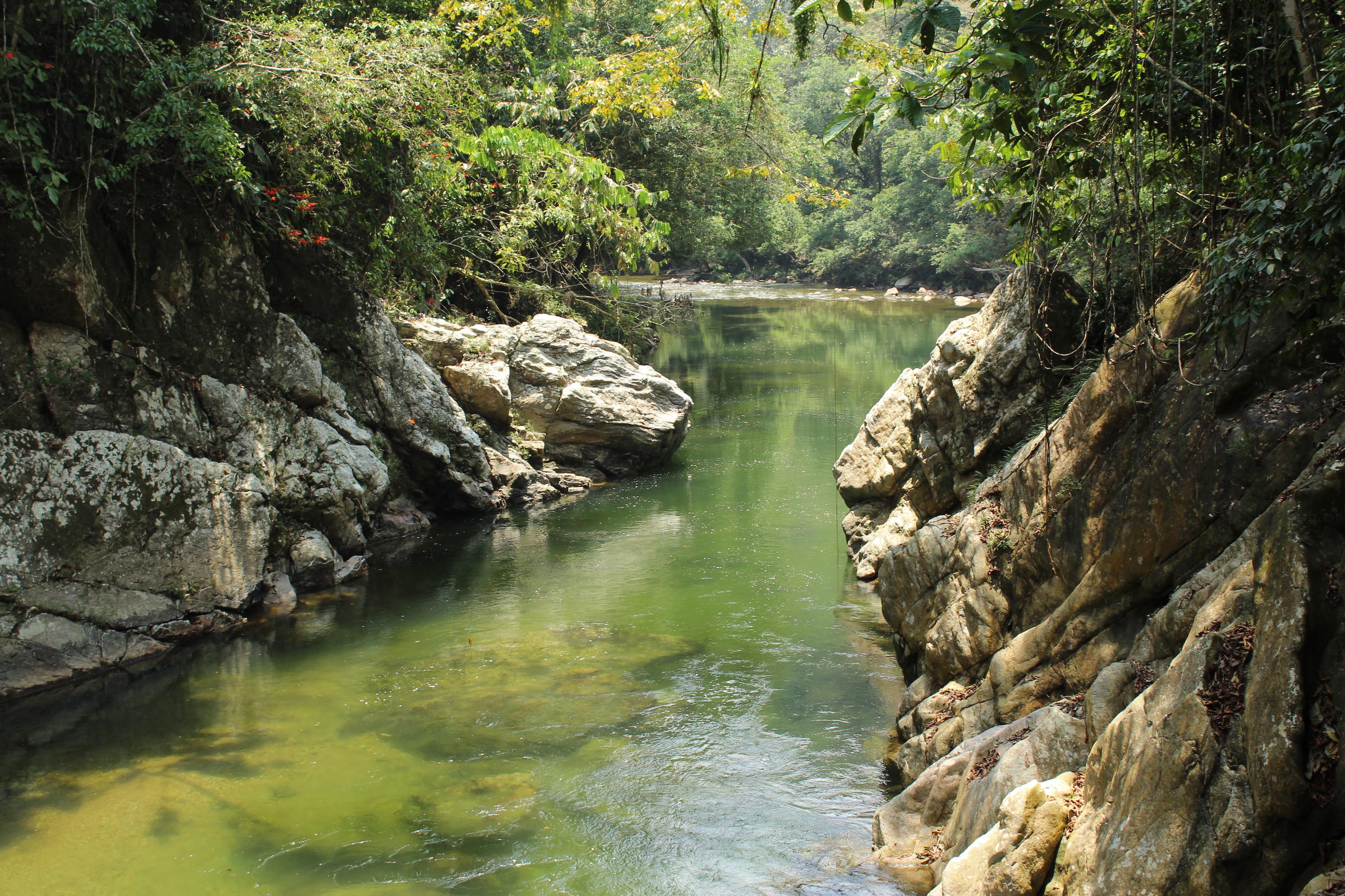 Rafting Rio Claro ruta 2