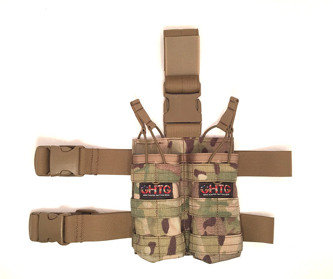AR/M4 Double Mag Thigh Rig