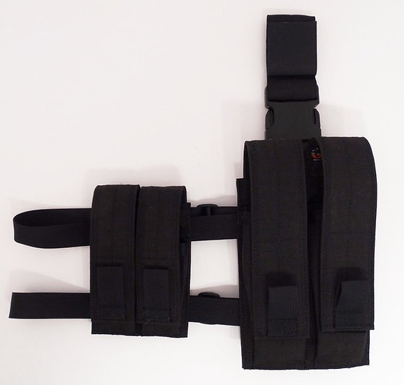 MP5 / Pistol Mag Thigh Rig