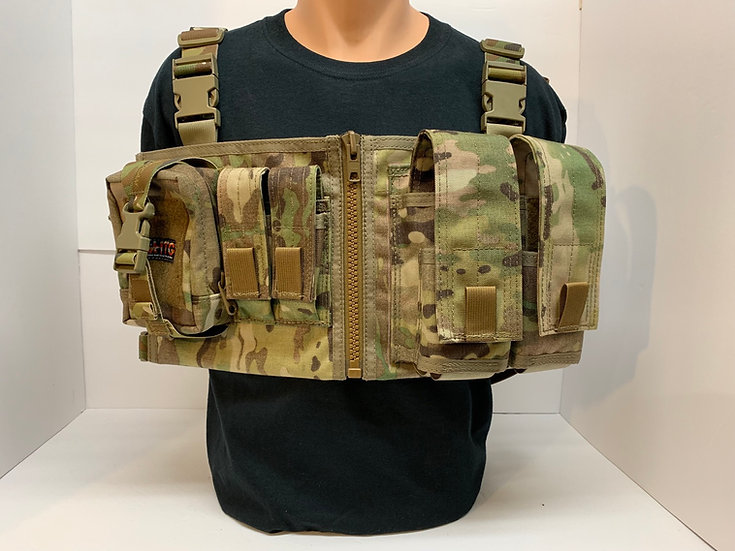"Split Chest Rig ""The Avery"""