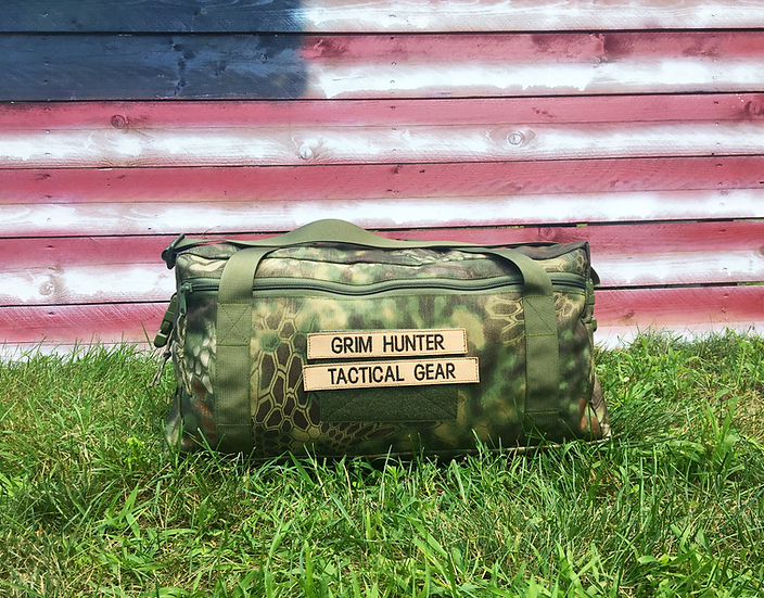Mid-Size Duffle Bag