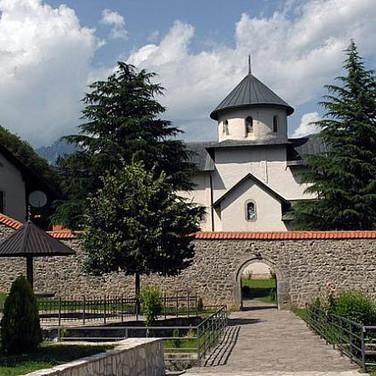 Moraca monastery