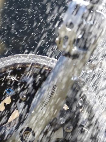 Eindeloos fietsen