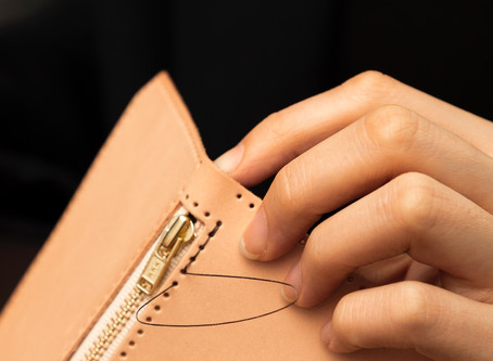 Combating Waste with Unique Hand Made Leather Goods