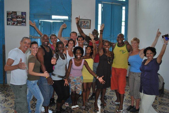 Ecole de danse à la Havane 2011