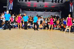 Show au Concert de Mayimbe 2012
