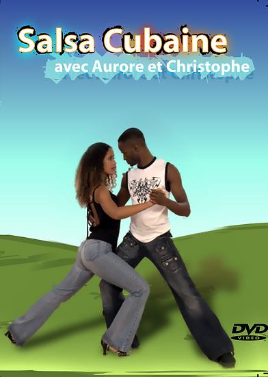 DVD aurore et christophe salsa cubaine