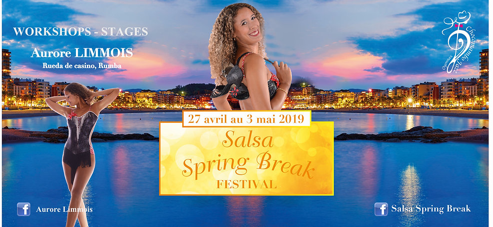 Salsa spring break 2019