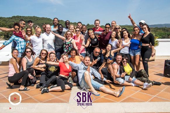 Salsa Spring Break Festival Lloret de Mar