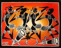 Le Culte YORUBA (Afrique/Cuba)