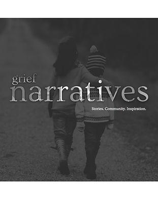Grief Narratives Logo grief support