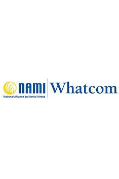 NAMI Whatcom Logo Suicide Survivors grief support group