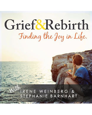 Grief and Rebirth Logo Grief Support