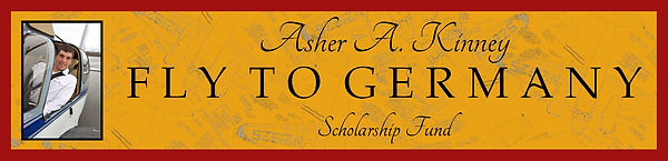 Asher A Kinny Fly To Germany Scholarship Fund