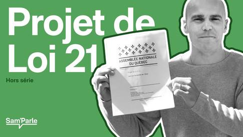 Projet de loi 21
