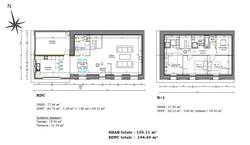 Plans distribution L'Atelier du 15