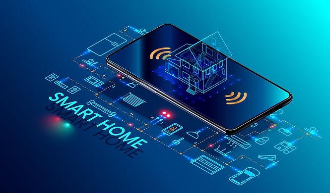 elektrosmog, smart home