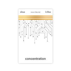 Converter concentration