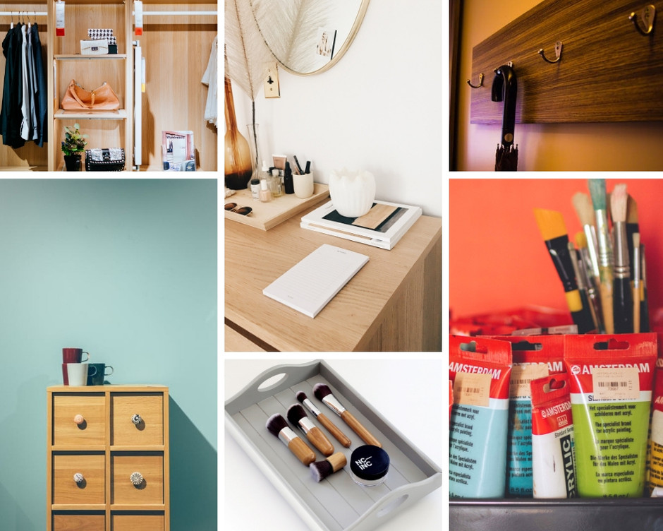 The secrets to an organized life: What to buy & try
