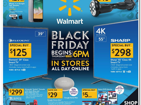 Cash in on 4 big Black Friday trends!